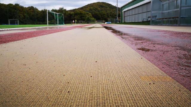 wet sports ground